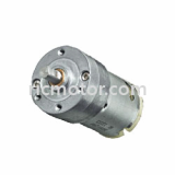12V  parallel shaft dc reduction gear motor